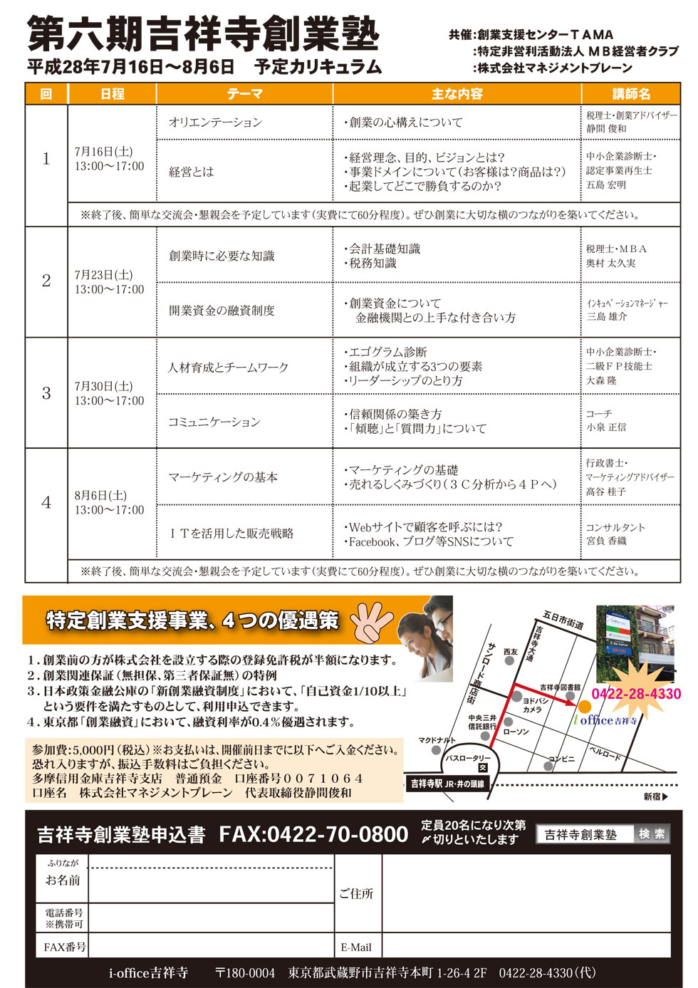 吉祥寺創業塾裏980
